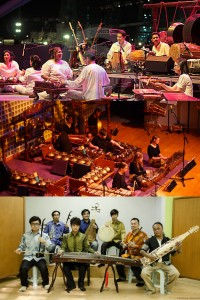 Cultural Musical Instrument Performance