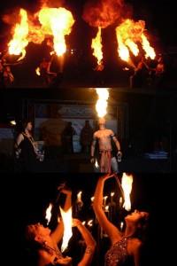 Fire Eater Show
