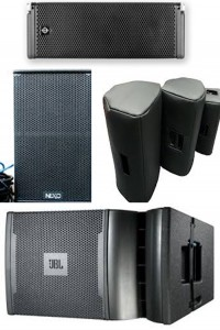Nexo JBL Coda Speaker