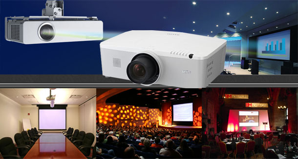 projector rental kl